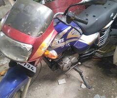 TVS VICTOR motorcycle