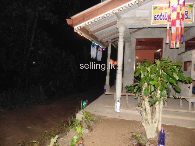 House urgent sale in Gelioya