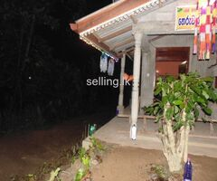 House urgent sale in Gelioya
