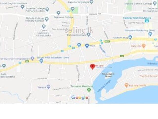 Land Sale in Matara Town
