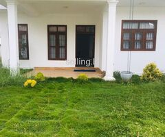 Luxury house for sale in Gampaha