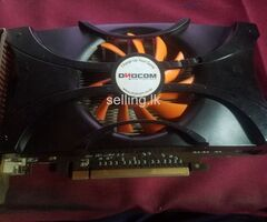 GTX 550TI 1GB Vedio card