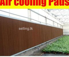 air cooling pads systems