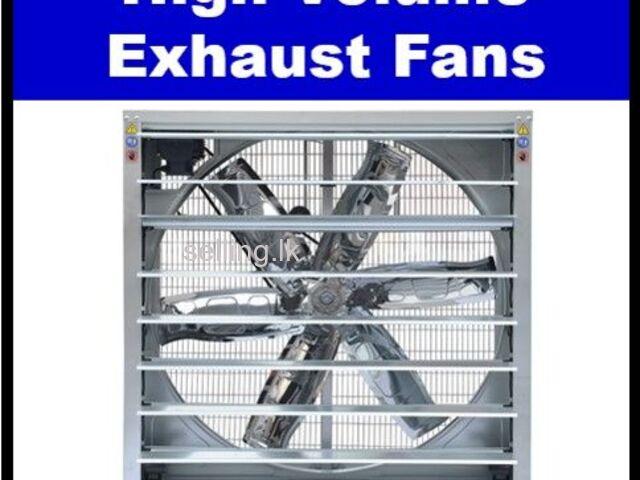 Exhaust fans srilanka,Belt driven shutter fans, high volume fans srilanka,wall exhaust fans srilanka