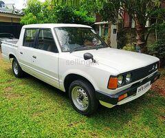Nissan Datsun Double Cab  1983