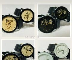 Trendy new watches for couples