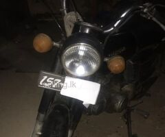 Honda CD50 Benly motorbike