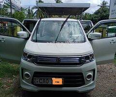 Wagon R Stingray 2014