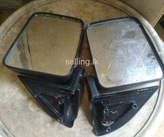 Mitsubishi L200 1998 model side mirrors