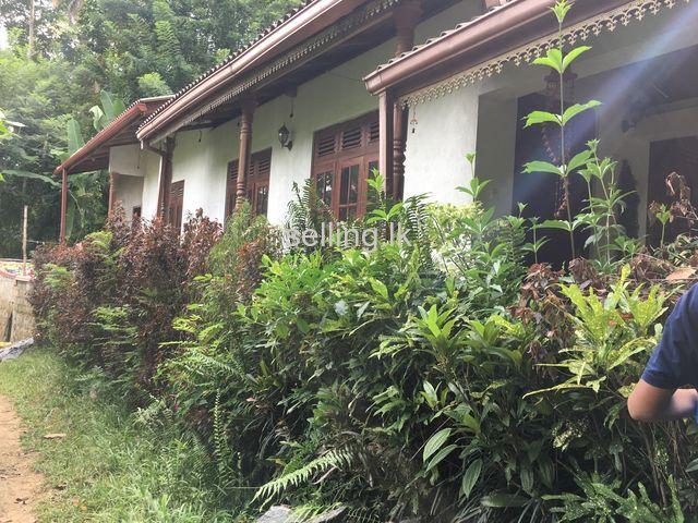 House for sale Gampola