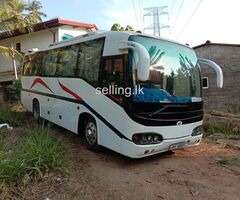 Bus for sell 33 sheets