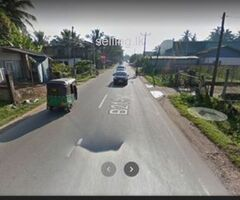 Commercial Land For Rent Biyagama