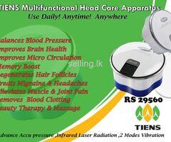 Multifunctional head care apparatus