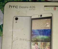 htc desire 826 pro orginal phone ekak aduma milata