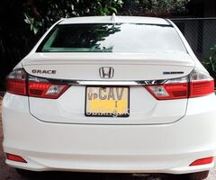 Honda Grace Ex Reg in 2017 YOM 2016 Car