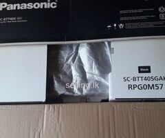 Panasonic Home Theatre Sound System (Code - SC-BTT405)