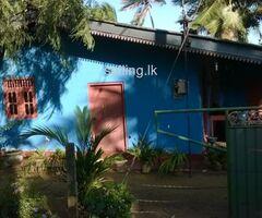 Land with House for Sale Yakwila