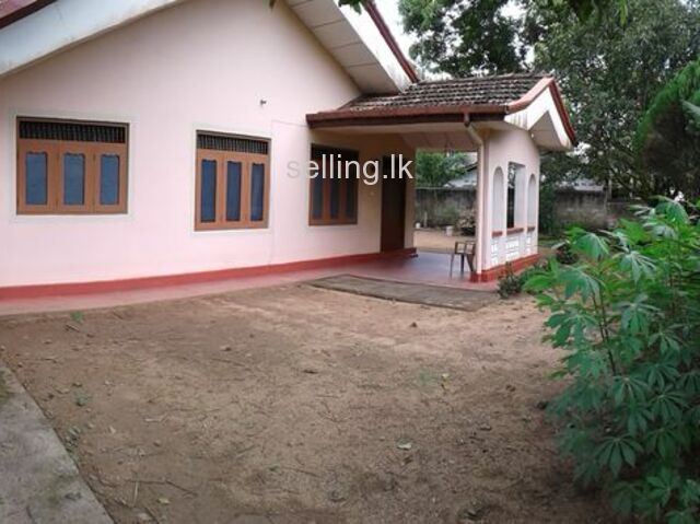 Commercial property for sale Matugama