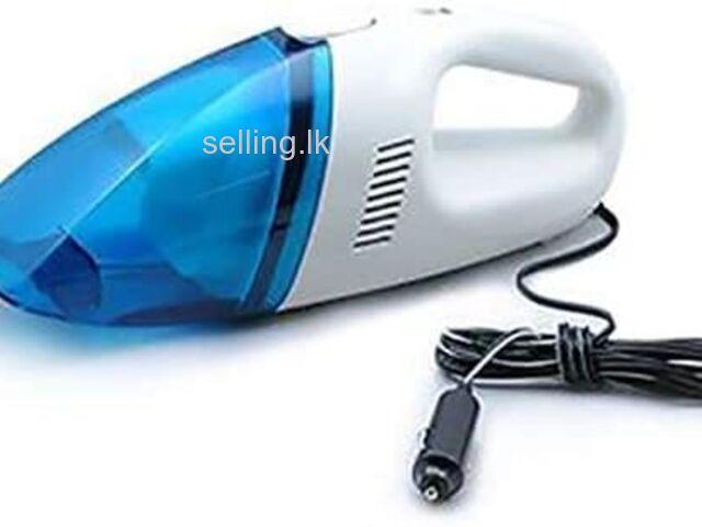 Vehicle vacuum cleaner
