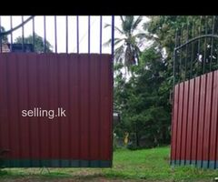 Land for sale  in Gampaha bandarawaththa