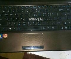 ASUS i3 laptop