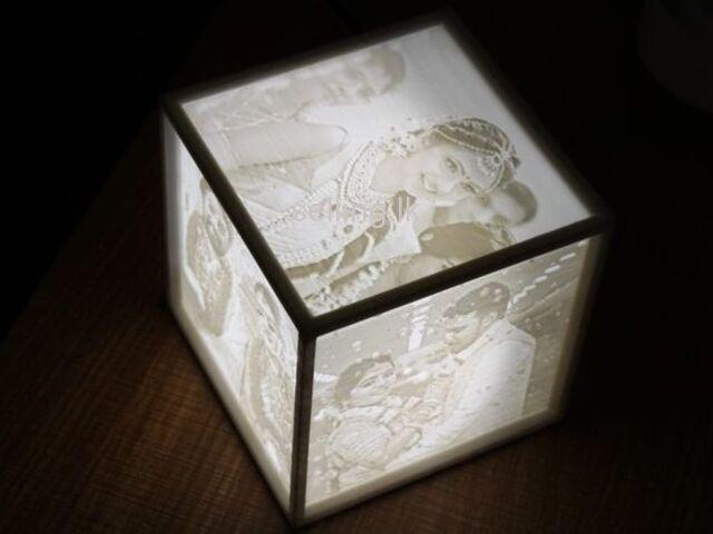 3D Image Lamp
