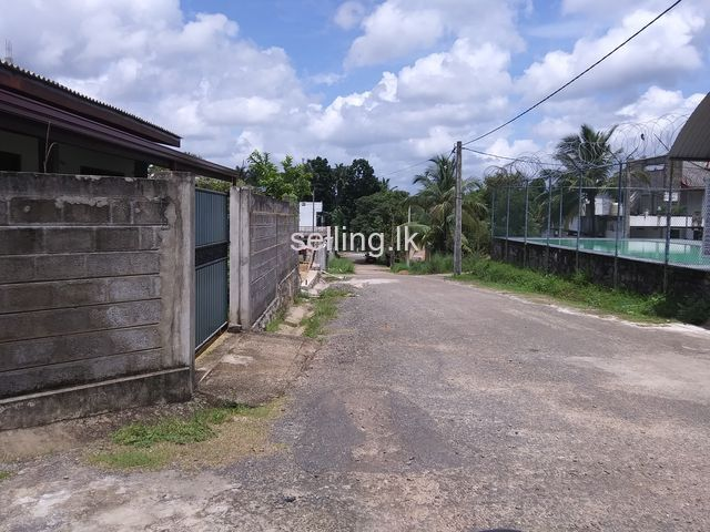Land for sale in Gampaha Town Aeia
