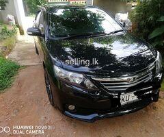 Toyota Allion 260 2012