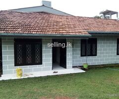 360 sqft Annexe for rent at Ragama - Etakorasa