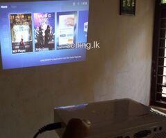 Samsung DLP projector