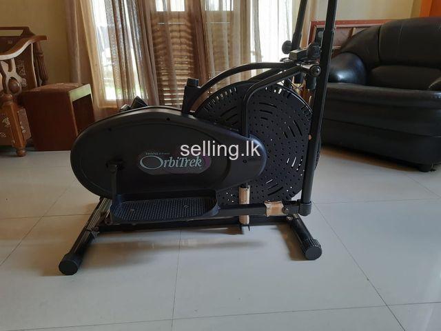 Orbitrek Machine