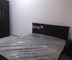 A Ground Floor Furnished Apartment for Rent for short term in Narahenpita (Colombo 5)