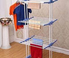 3 layar cloth rack