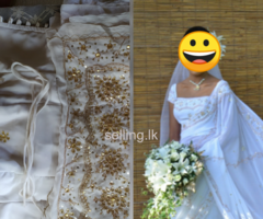 Bridal saree for sale