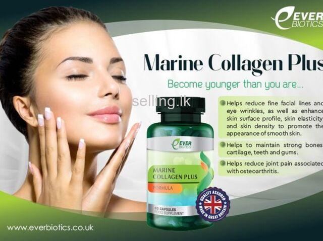 Marine Collagen +Plus (60 Pills)