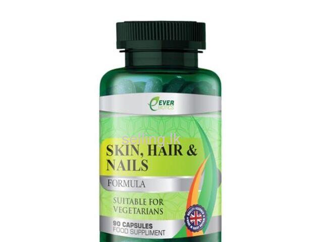Everbiotics Skin Hair Nail (90 Pills)