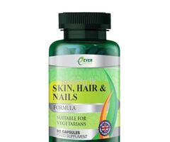 Everbiotics Skin Hair Nail (90 Pills)