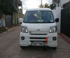 Dhaihatsu Hijet Cruize Turbo