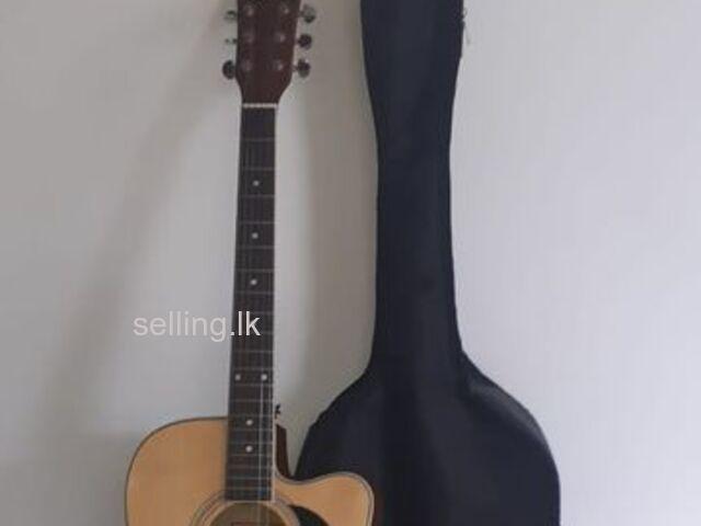 Electric Box Guitar