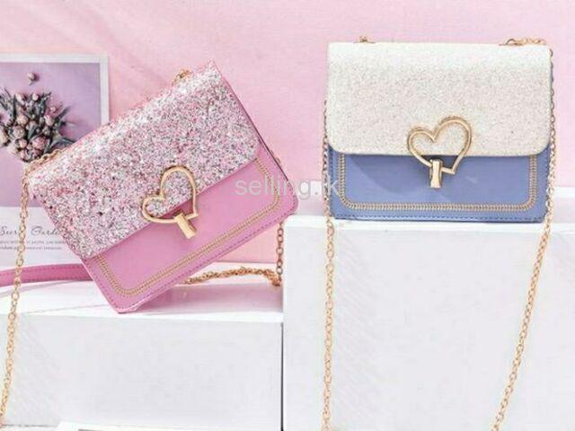 Ladies colourfull hand bags