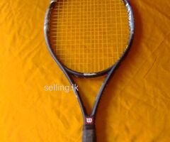 Wilson and volki racket