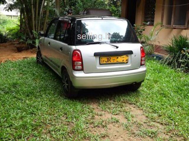perodua kelisa 2004 car for sale