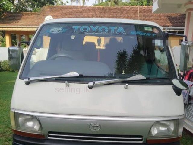 Toyota DOLPHIN LH113