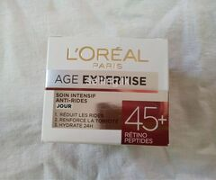 LOREAL PARIS AGE EXPERTISE 45+ ANTI WRINKLES DAY CARE FROM GERMANY