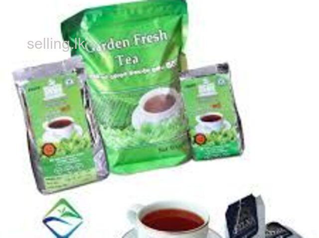 Green House ceylon garden Fresh Tea 100g
