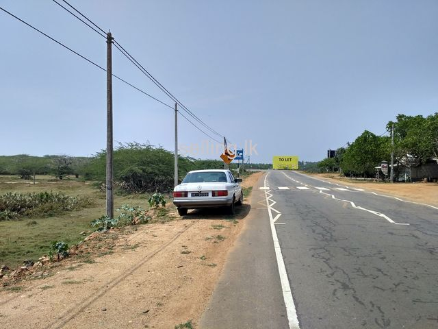 LAND FOR SALE at hambantota