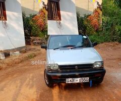 Maruti 2008 car for sale