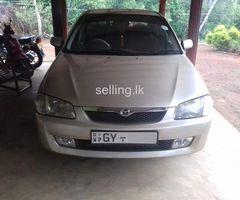 Mazda 323 - 1999
