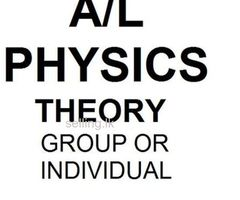 Physics theory
