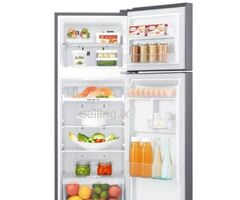 Refrigerator (LG) - 225L Platinum Silver Top Freezer Top Mount